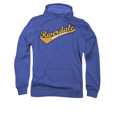 Archie Hoodie <b>Riverdale</b> High School Royal Blue Sweatshirt Hoody - Archie <b>Riverdale</b> High School ...