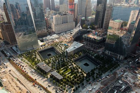 From 67 Floors Above The World Trade Center A Progress Report