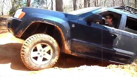jeep grand cherokee off road wheels jeep grand cherokee wk off road youtube