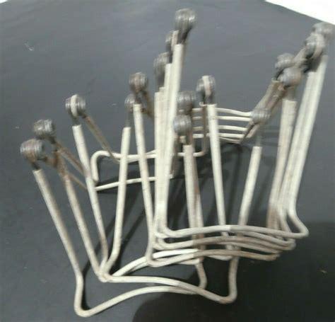 individual plate racks  dealer estate  foldable   tall   wide unbranded