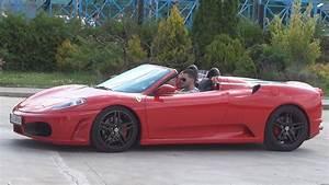Ferrari F430 Spider : ferrari f430 spider exterior and interior youtube ~ Maxctalentgroup.com Avis de Voitures