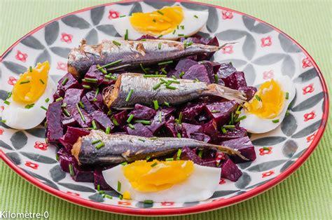 cuisine lentilles salade de betteraves aux haricots blancs et à la fêta