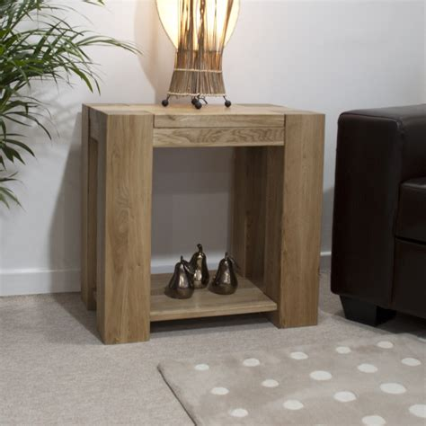 sofa side tables living room pemberton solid chunky oak living room furniture l sofa
