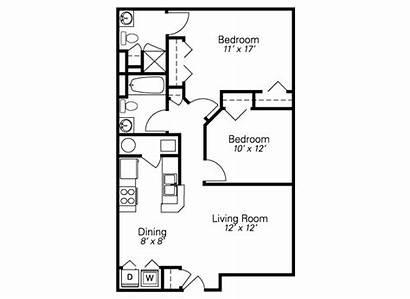 Bridgewater Marysville Apartments Plans Floor Bed