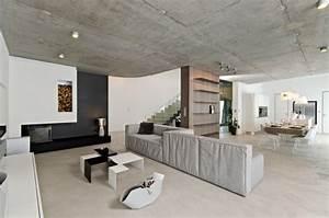 Béton ciré sol, mur & plafond pour créer un intérieur cosy