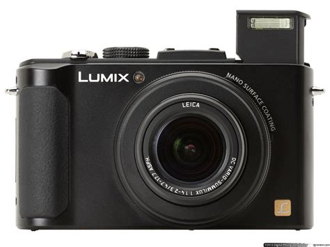 panasonic lumix dmc lx7 panasonic lumix dmc lx7 review digital photography review