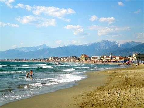 Viareggio Italy Beaches