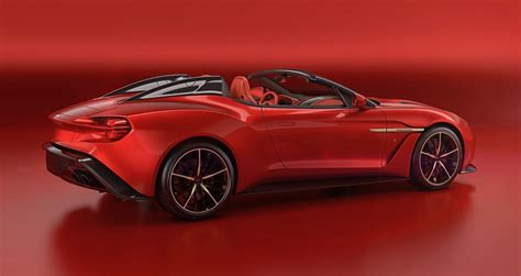 aston martin zagato aston martin vanquish zagato speedster and shooting brake