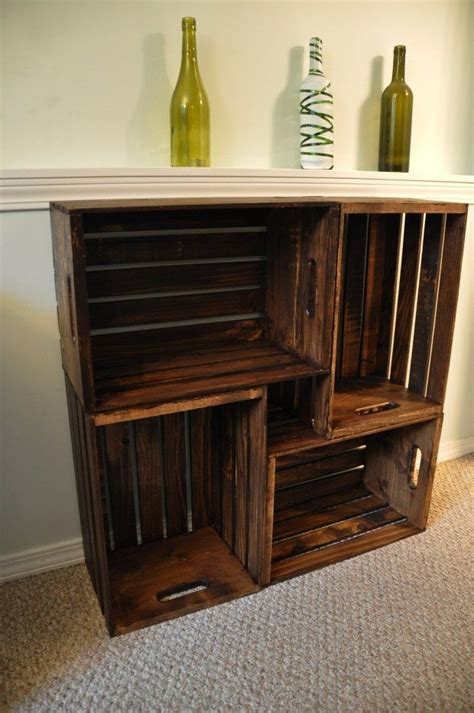 great diy bookcases furniture projects crate