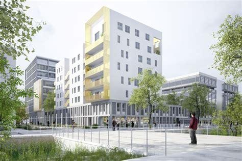 matmut rouen siege social chenois architectes rouen bureaux logements