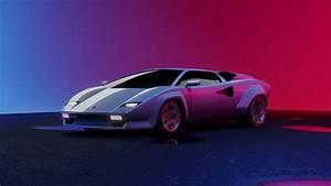 Lamborghini Countach 2018 Concept Reveal - YouTube  Lamborghini