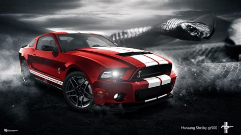 2017 Ford Mustang Shelby Wallpapers