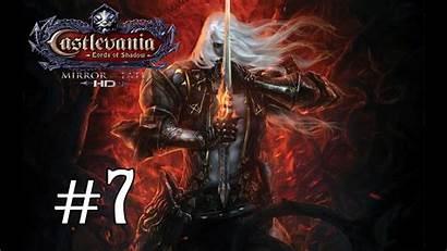 Castlevania Los Alucard Fate Mirror