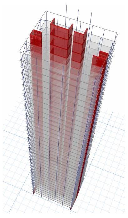 Etabs Shear Novedades Walls Enhancements Metalicas Estructuras