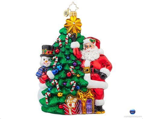 1017742 christopher radko trimmin the tree christmas ornament