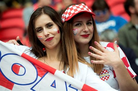 Video Croatian Fans From Around The World Converge