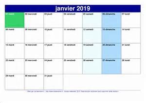 janvier calendrier imprimer calendar printable