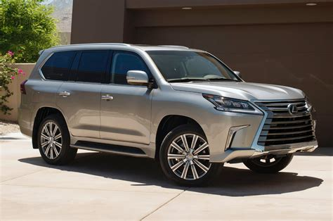 Review Lexus Lx by 2016 Lexus Lx 570 Test Review Motor Trend