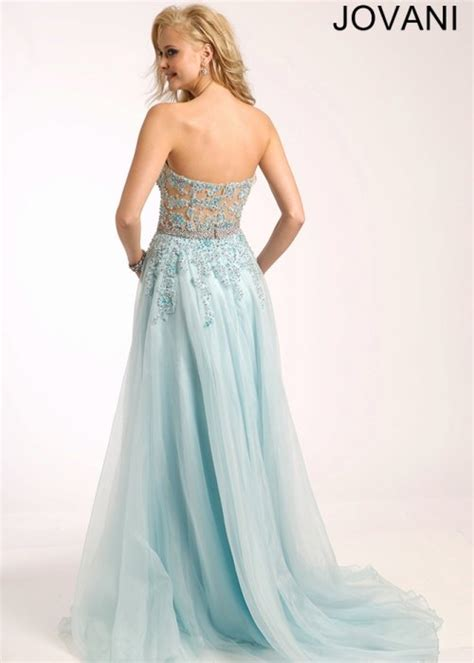 Prom Dresses Light Blue by Beautiful Light Blue Prom Dresses 2015 By Jovani Prom