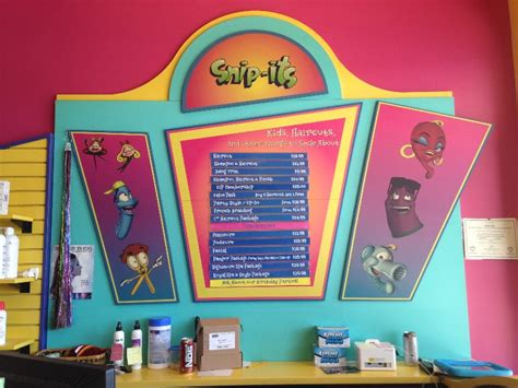 1st Haircut At Snip-its In Southington, Ct