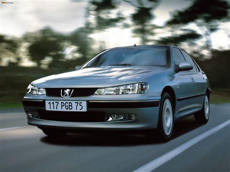 Peugeot 406 Sedan 19992004 Wallpapers 2048x1536