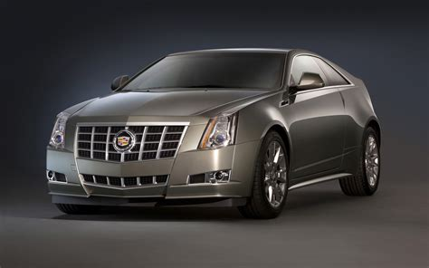 2018 Cadillac Cts Coupe Wallpaper Hd Car Wallpapers
