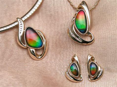 ammolite  price  jewelry information