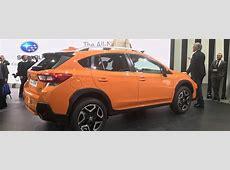 Subaru XV ibrida nel 2018, auto elettrica nel 2021 MotorBox