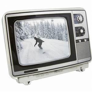 Tele 90 Cm : cadre photo t l ann es 80 le cadre photo retro super insolite ~ Teatrodelosmanantiales.com Idées de Décoration