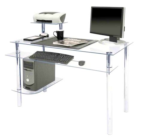 glass top office desk with glass top office furniture glass top office desk