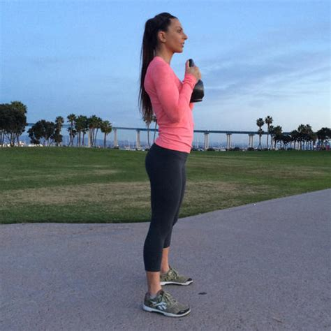 kettlebell squat shape goblet workout fat kb exercises chest exercise body hinge workouts minute burn burning hip slide magazine