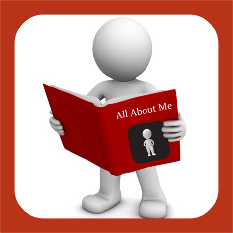 All About Me Storybook  Autism Association Of Western Australia