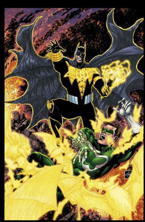 yellow lantern batman and earth 2 green lantern ring lanterns and power rings