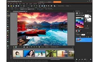 Corel PaintShop Pro screenshot #2