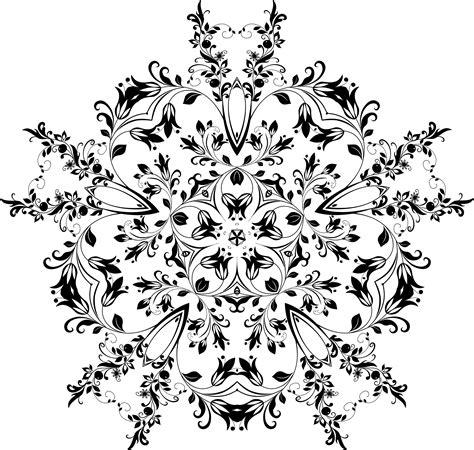 Simple Floral Pattern Png