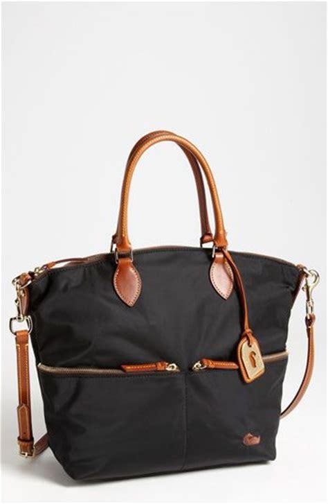 dooney bourke zip sac nylon satchel nordstrom style
