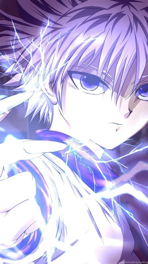 hunter  hunter wallpapers killua hd wallpaper hd desktop