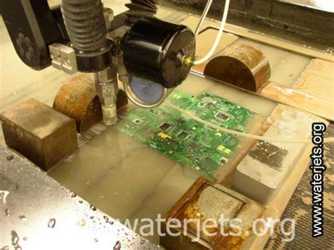 Xbox Case Cutting Waterjets