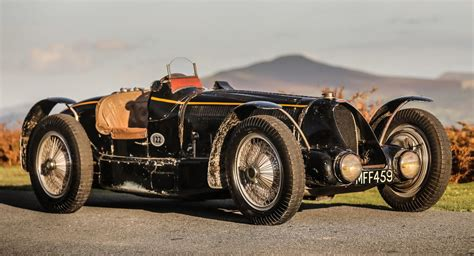 This kit within itself is a very simple kit to assemble. Legendary 1934 Bugatti Type 59 Could Sell For Over $13 ...