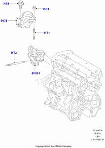 Ford Fusion Engine Mount Diagram