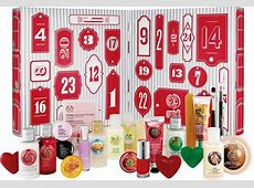 The Body Shop Advent Calendar for Holiday 2014 – Musings