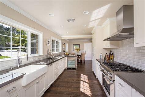designer tiles for kitchen backsplash 25 stylish galley kitchen designs designing idea