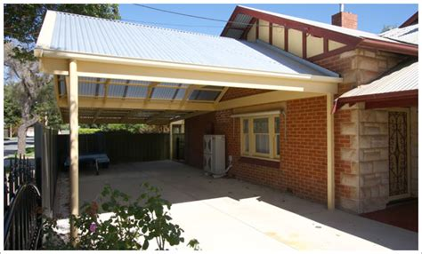 Carport Installation Cost by Steel Timber Carports Melbourne Keep Your Car Protected