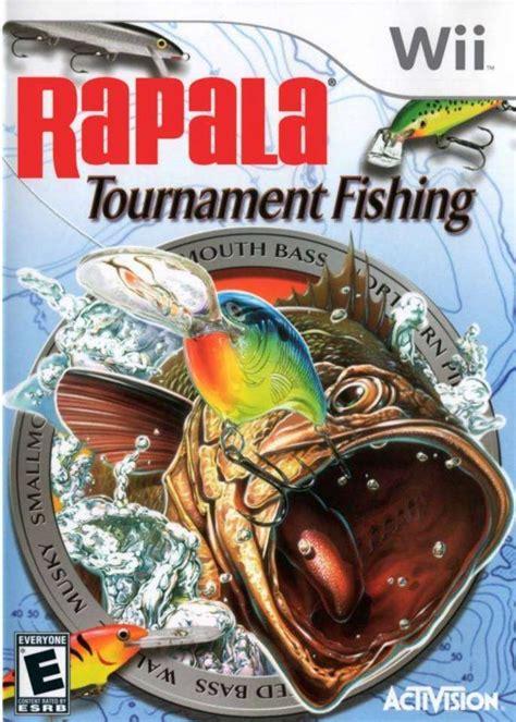 rapala tournament fishing gamespot