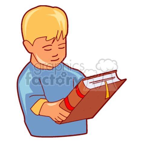 royalty  boy   blue shirt holding  book