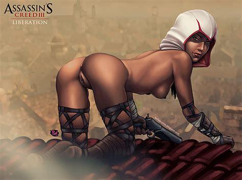 Aveline De Grandpe From Assassins Creed Liberation