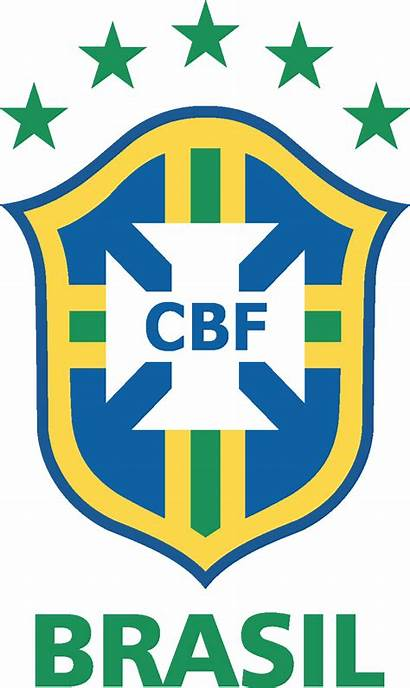 Brazil Team National Confederation Football Brazilian Vector