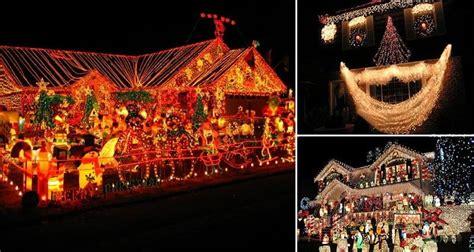 homes    christmas decorations