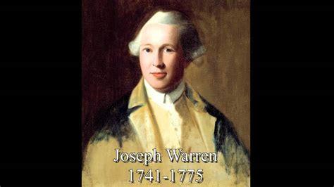 joseph warren history