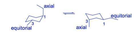 chair conformations of methylcyclohexane estimate the stericenergy due to 1 3 diaxial inter